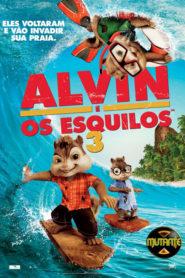 Alvin e os Esquilos 3