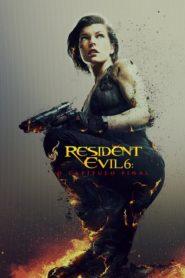 Resident Evil 6: O Capítulo Final